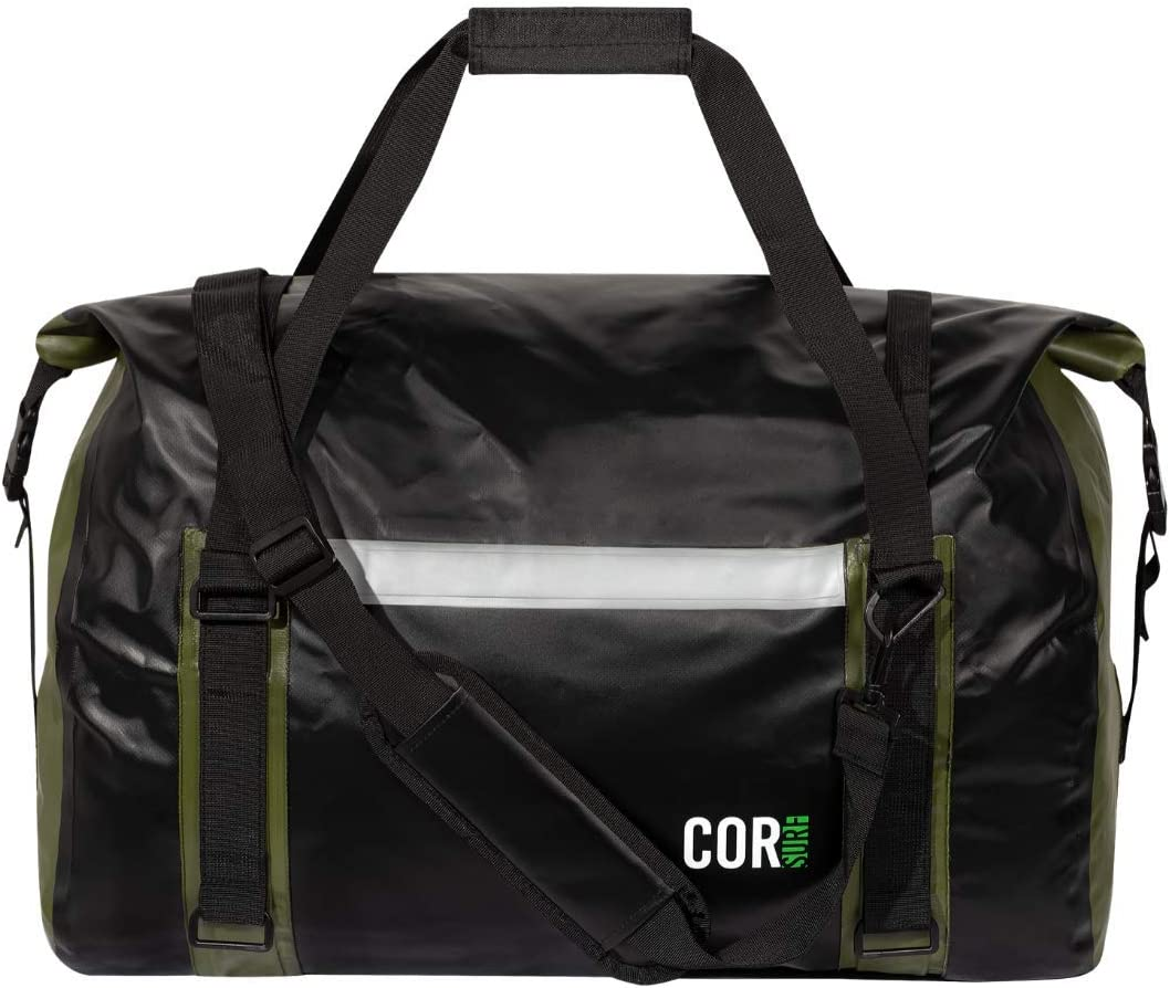 Cor Surf 100 Waterproof Duffle Bag And Weekend Bag For Women And Men
