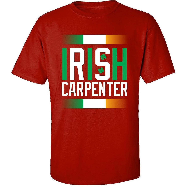 Irish Carpenter Beautiful St Patrick Day Gift For Carpenter - Adult Shirt