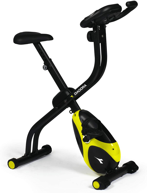 Diadora Easy Plus - Bicicleta estática: Amazon.es: Deportes y aire ...