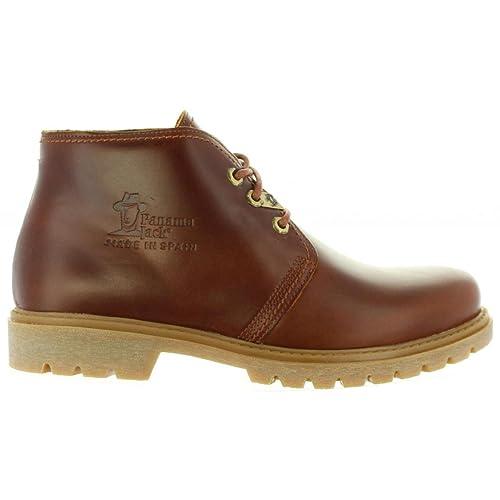 Botines de Hombre PANAMA JACK BOTA PANAMA C53 NAPA CUERO Talla 40: Amazon.es: Zapatos y complementos