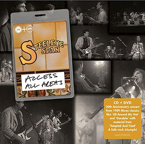 Access All Areas / Steeleye Span (The Best Of Steeleye Span)