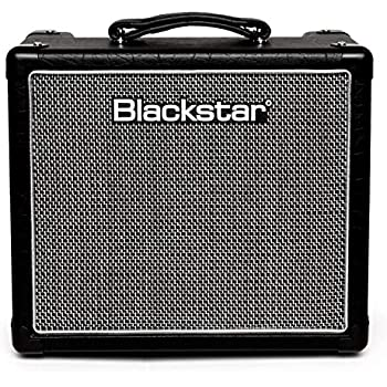 blackstar ht1r mkii 1 watt 1x8 inches tube combo amp with reverb home audio theater. Black Bedroom Furniture Sets. Home Design Ideas