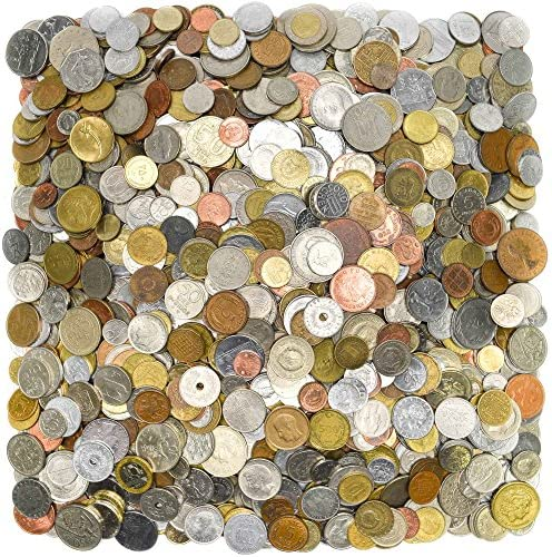 CIRCULATED World FORIEGN Coins Collection product image