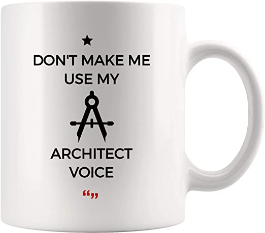 Architect Only Because Totally Awesome Is Not An Official Job Title Mug