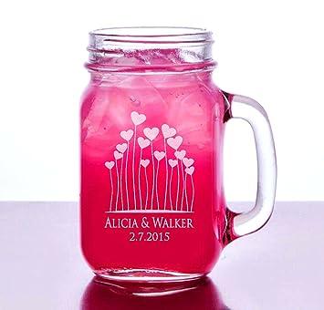 Amazon Com Hearts Romantic Couples Valentines Gift Idea Engraved