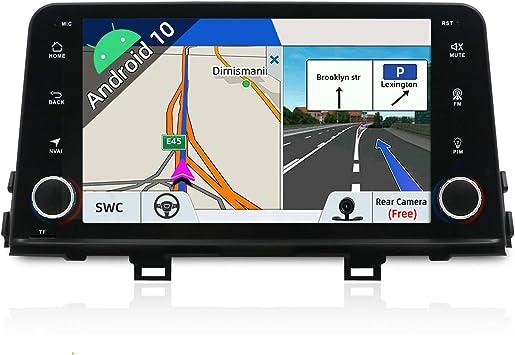 KC Navigation Android 9.0 Doble Din Car Fit estéreo para KIA Picanto de la mañana   Octa Core 2G + 32G 8 pulgadas   Cabeza del GPS del coche ...