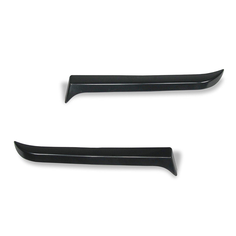 E36 3 series 90-98 Headlight covers eyws eyelids eye lid mask brow M3 M (Black) jom