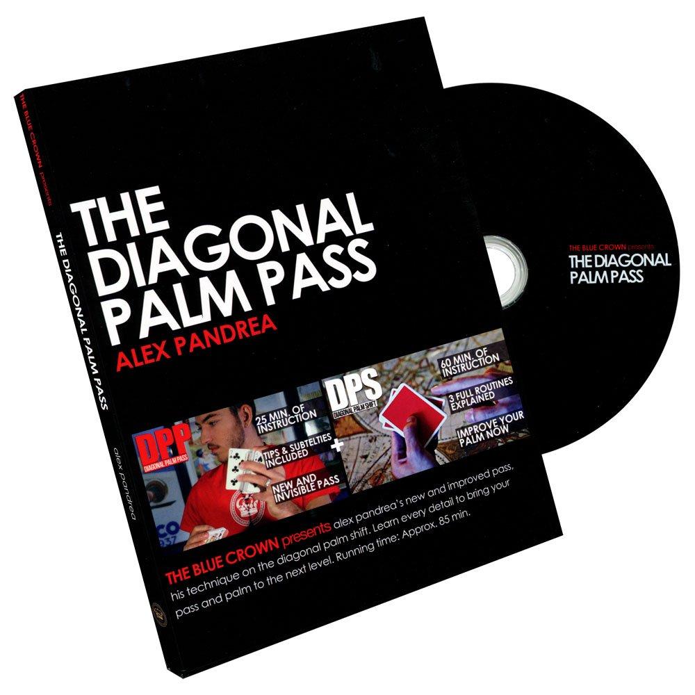 MMS The Diagonal Palm Pass Alex Pandrea DVD