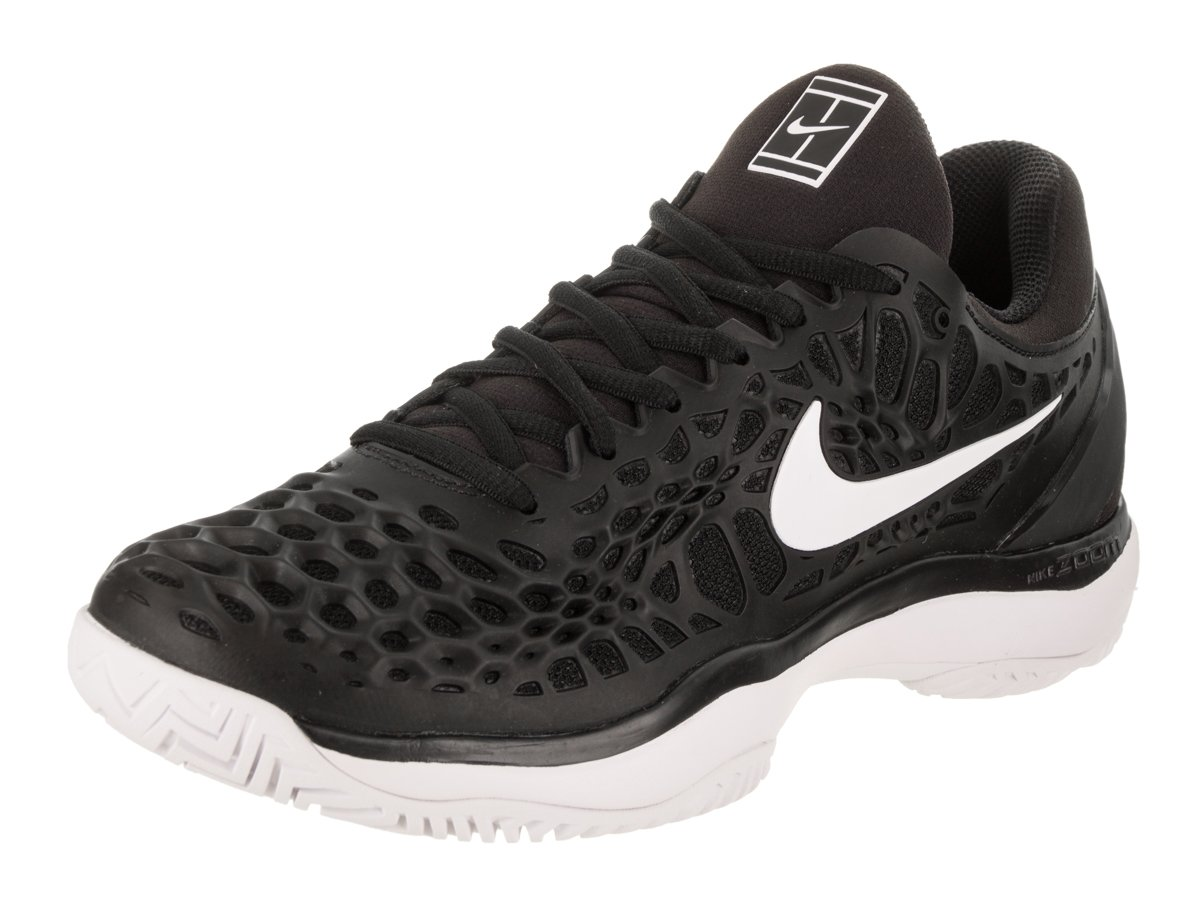 Nike Mens Zoom Cage 3 Tennis Shoes B06W55ND13 9 M US|Black/White-anthracite