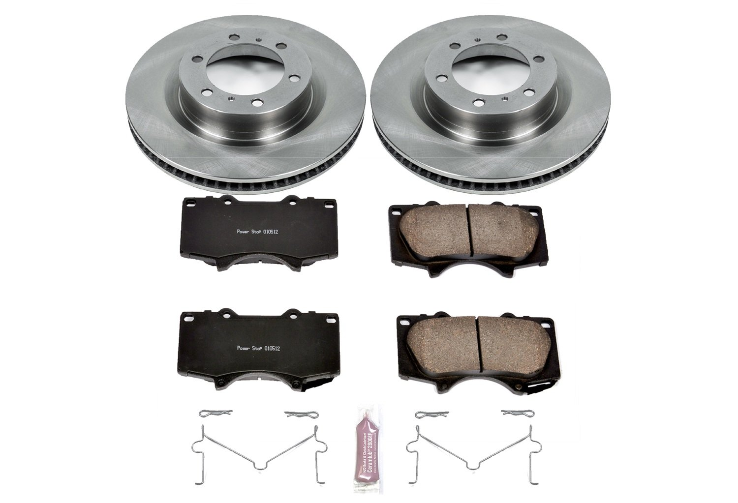 Daily Driver OE Brake Kit Front KOE5873 Autospecialty