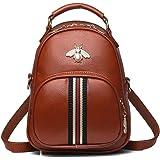 Yoome Women Designer Mini Clutch Bee Bag Shoulder Small Backpack Purse Stylish Crossbody Handbags