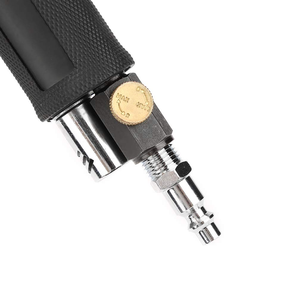 lijadora neum/ática pulidora Lijadora orbital neum/ática de 90 /° Air Mini Da Sander 16000RPM Mini lijadora angular de aire de 2//3 pulg