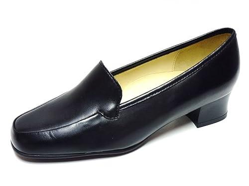 Marco - Mocasines Mujer, Negro (Negro), 41 EU: Amazon.es: Zapatos y complementos