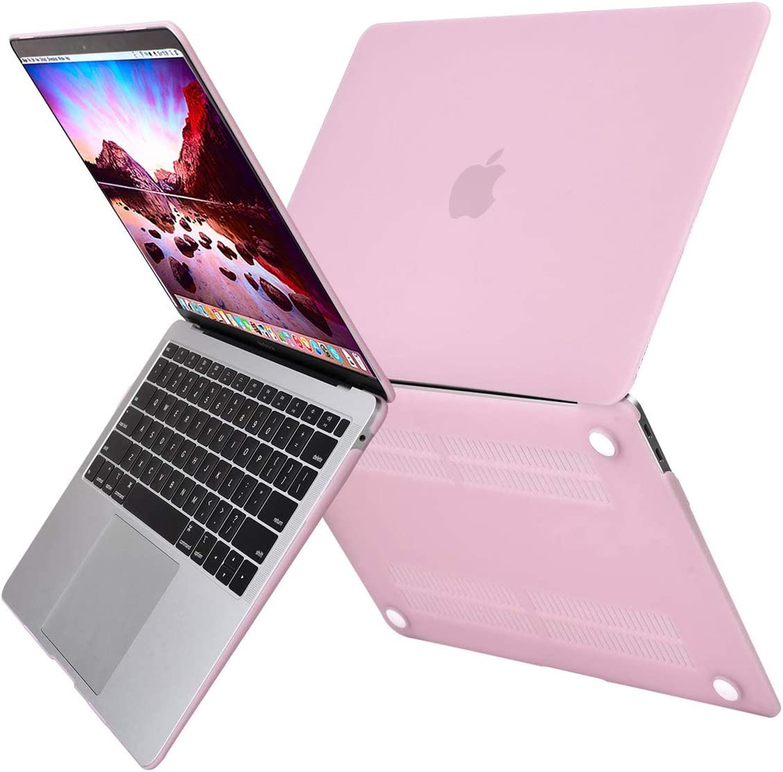 Plastic Hard Case Shell Cover Only Compatible with MacBook Air 13 inch with Touch ID Midnight Green MOSISO MacBook Air 13 inch Case 2020 2019 2018 Release A1932 A2179 with Retina Display