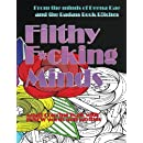 Filthy F*cking Minds: An Adult Coloring Book From The Badass Book B!tches