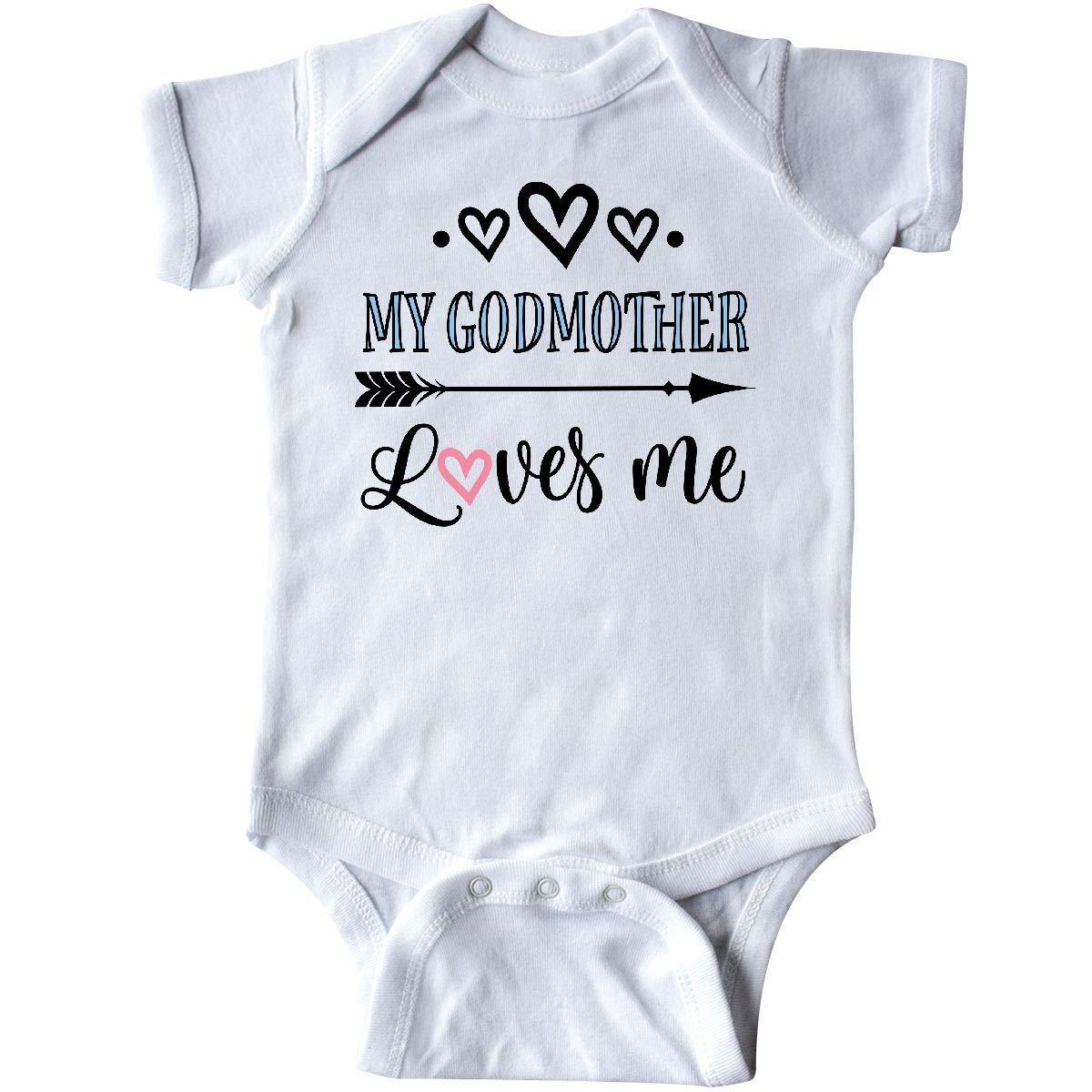 Huahai My Godmother Loves Me Godchild Infant Creeper