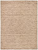 Stone & Beam Contemporary Speckle Wool Rug, 8′ x 10'6″, Chestnut Review