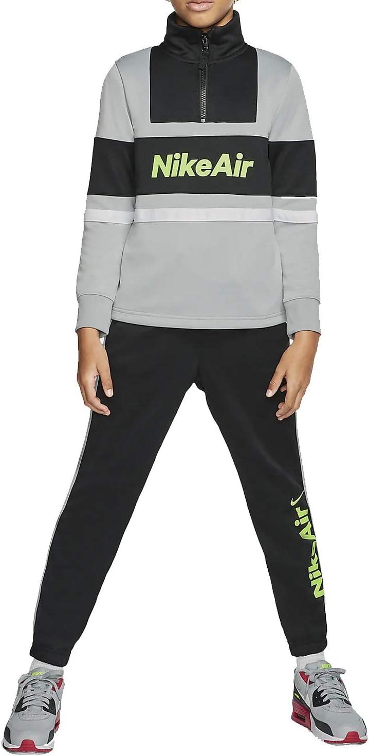 Nike U NSW Air Tracksuit Trainingsanzug Chándal, Bebé-Niños ...