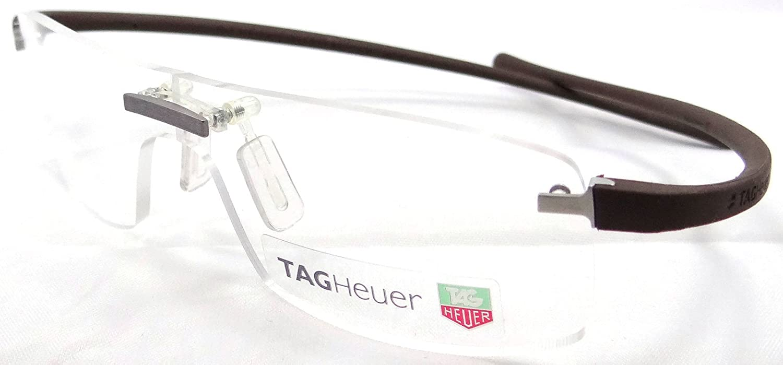 Amazon.com: Tag Heuer Panorama Reflex RX anteojos Frames TH ...