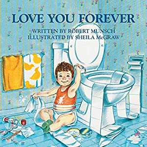 Paperback Love You Forever Book