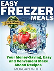 Easy Freezer Meals: Your Money-Saving, Easy and Convenient Make Ahead Recipes (English Edition)