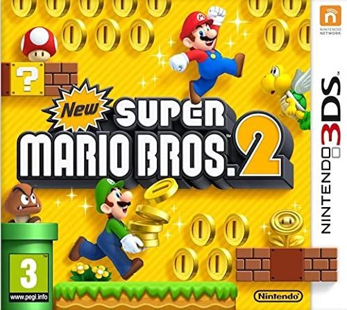 New Super Mario Bros. 2 3Ds: Amazon.es: Videojuegos