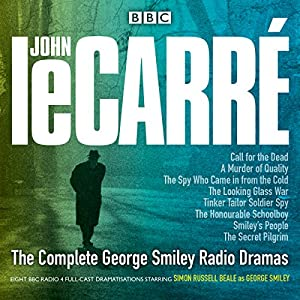 The Complete George Smiley Radio Dramas Radio/TV Program