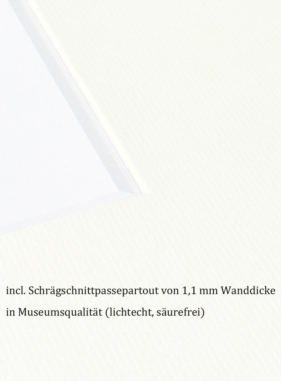 Amazon.de: Intertrading Bilderrahmen 30x30 natur Holz massiv ...