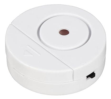 Alarma de Detector rotura cristal de 98 dB.