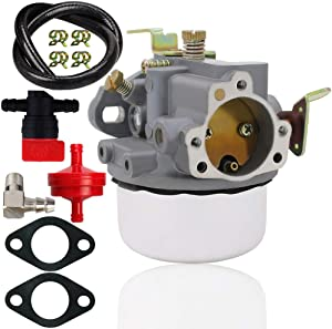K181 Carburetor for Kohler Carter 8hp K90 K91 K141 K160 K161 K181 4185302 4185308 4185308-S 4685301 4685301-S 4605303 4605303-S, K161 Carburetor