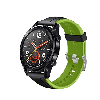 Amazon.com: Cywulin for Huawei Watch GT 46mm 2019 Honor ...