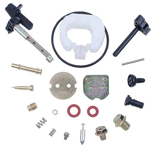 Carburador Carb Reconstrucción Kit de reparación Fit Honda ...