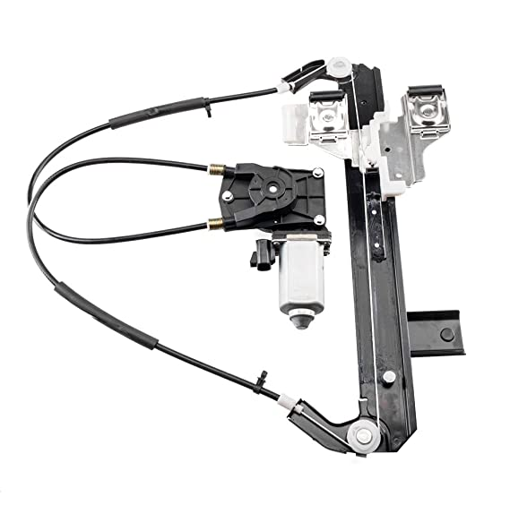 Amazon Com Passenger Rear Power Window Lift Regulator With Motor