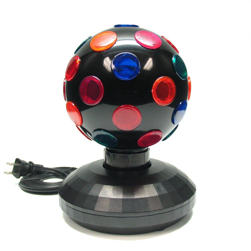 5'' Rotating Disco Ball (Black)