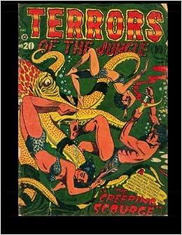 Terrors Of The Jungle 20: Golden Age Jungle Adventure Comic