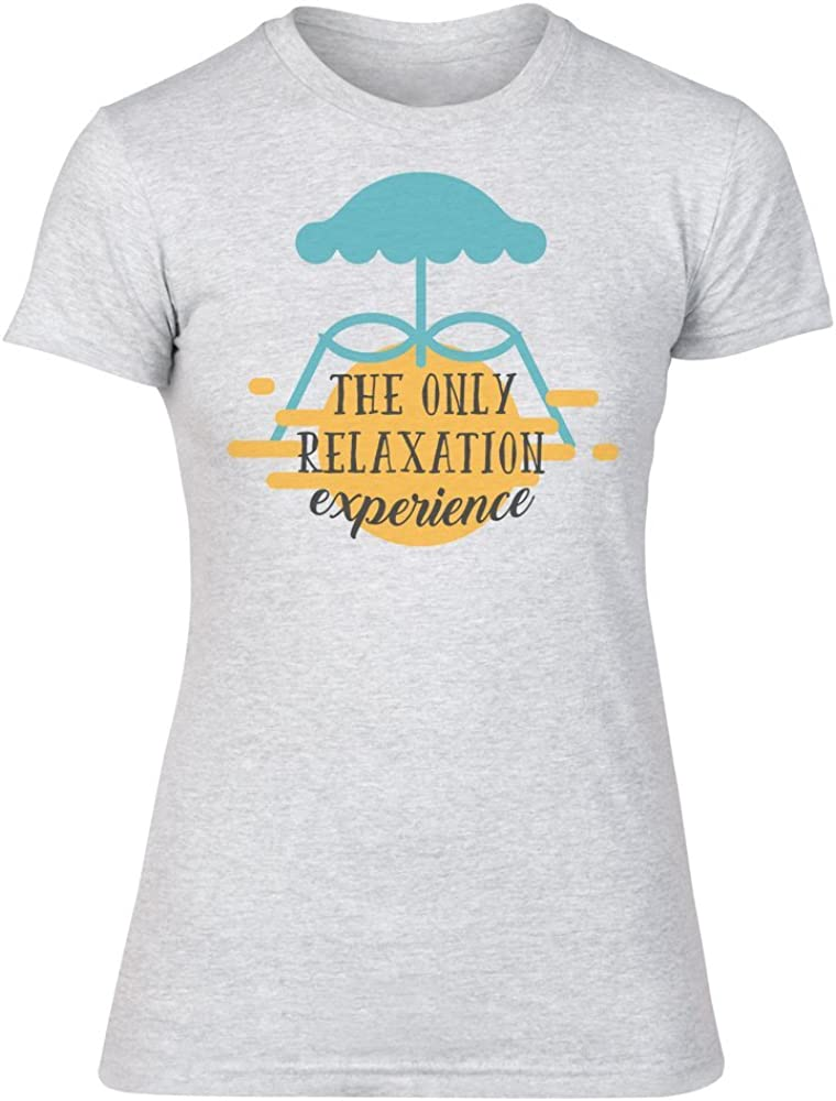 IDcommerce The Only Relaxation Experience Womens T-Shirt