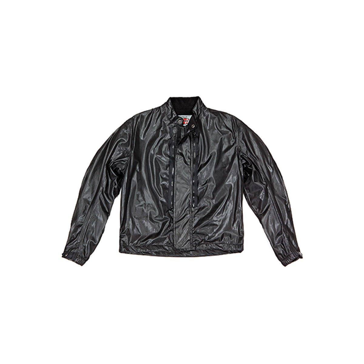 Joe Rocket Drytech Liner Men's Textile Sports Bike Racing Motorcycle Jacket - Black / X-Large