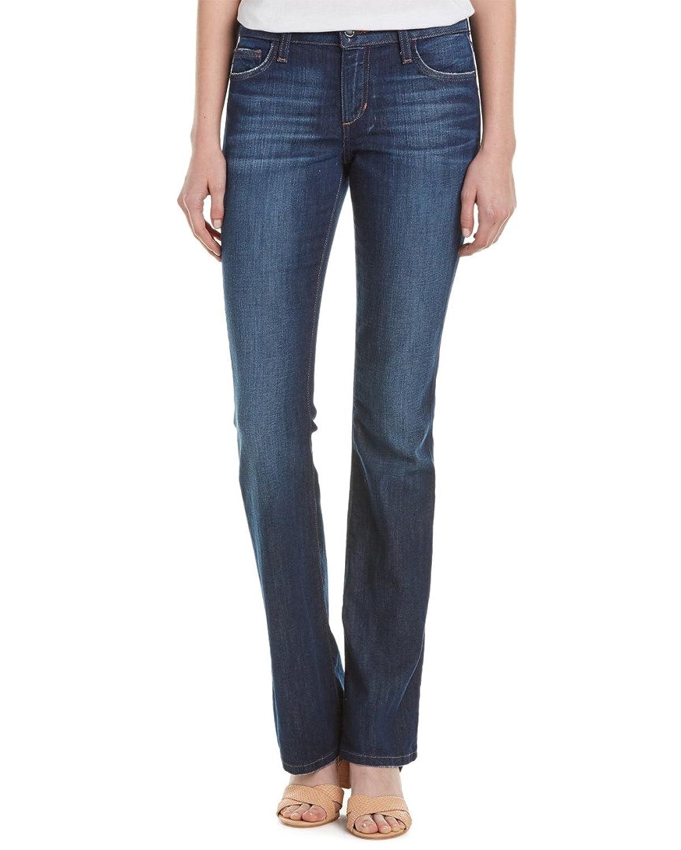 Joe's Jeans Womens JoeS Jeans Vika Skinny Bootcut, 23, Blue