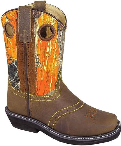 a9e8a21b247 Smoky Mountain Kids Cypress Camo Sq Boots