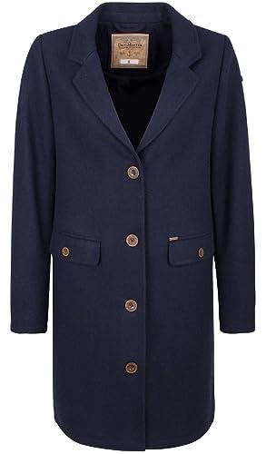 DreiMaster - Abrigo 39036840 - Mujer - S - Azul