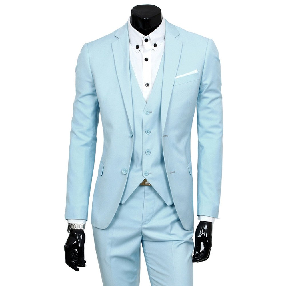 GEORGE BRIDE Men\'s Party Tuxedo Blazer Groomsman\'s Suits formal ...