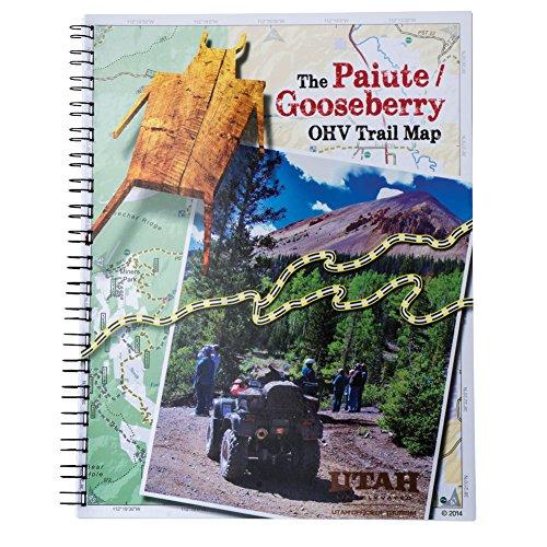 Paiute Trail Committee Paiute/Gooseberry, UT OHV Trail Map