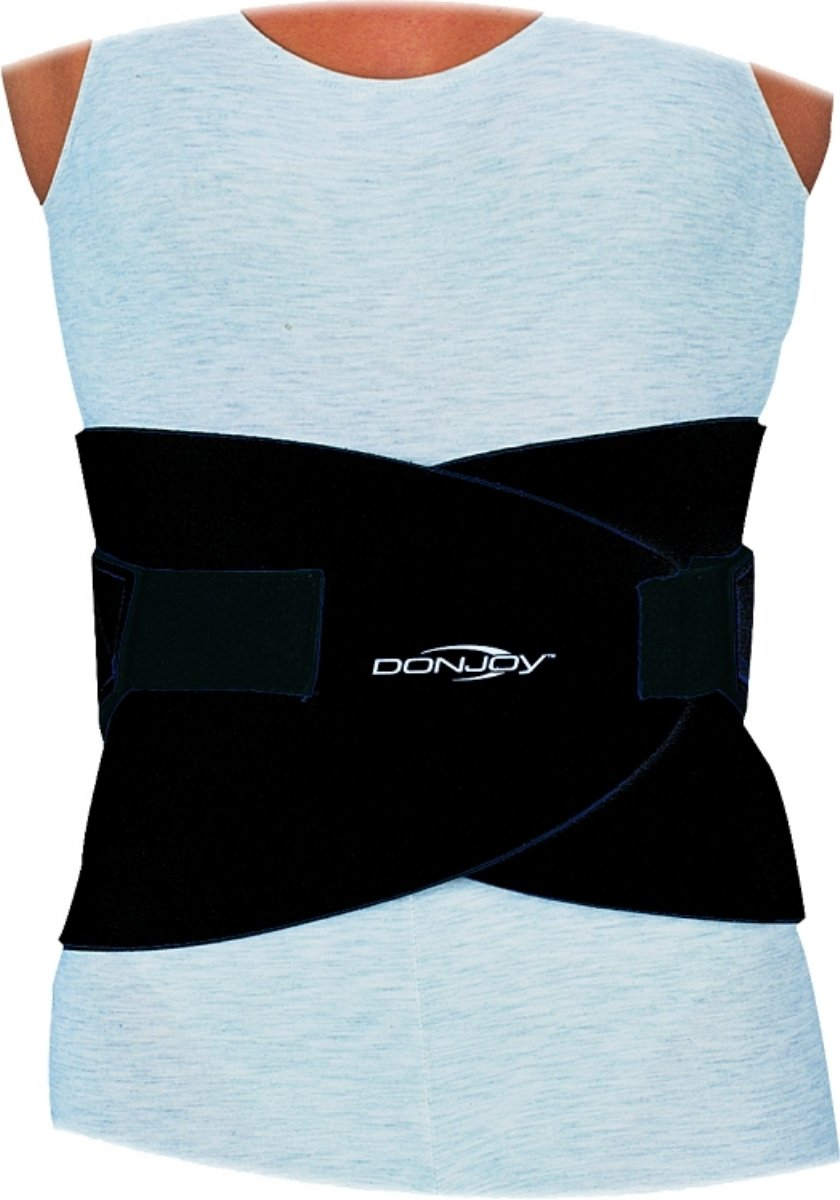 Deluxe Back Support, XS