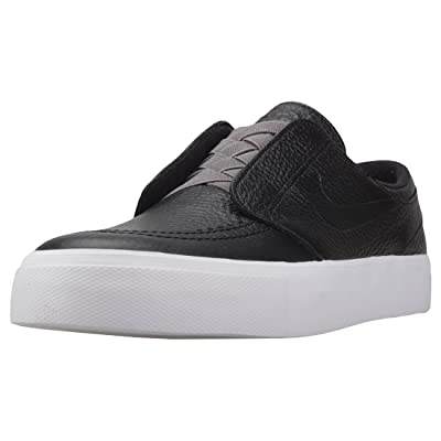 Nike SB Zoom Janoski HT Slip Shoe (Black/Gunsmoke-White) | Shoes