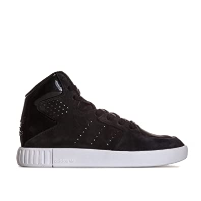 official photos be469 76092 adidas Womens Originals Womens Tubular Invader 2.0 Trainers in Black - UK  4.5