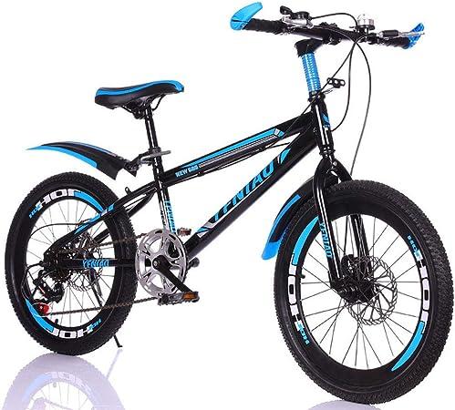 XHCP MTB, Bicicleta para niños, Bicicleta de Velocidad Variable para Estudiantes de 6-12 años, 20/22 Pulgadas para Hombres y Mujeres, Viajes de Aprendizaje y Bicicleta, Verde, 20 Pulgadas: Amazon.es: Hogar