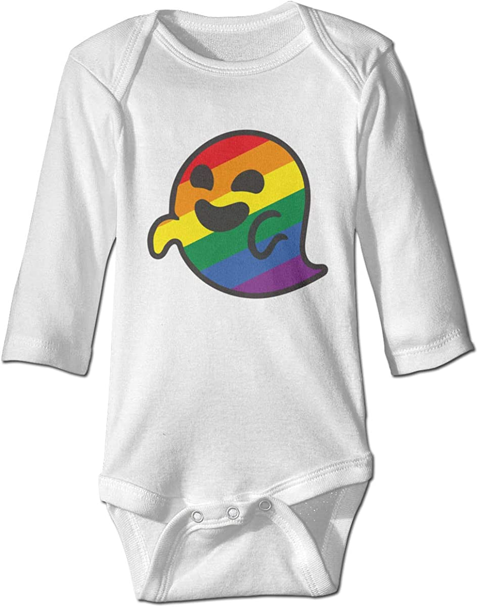 Marsherun Babys Boys Girls Gaysper Antihomophobia Long Sleeve Bodysuits Playsuits