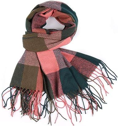 Migratory Birds Womens Winter Warm Scarf Fashion Long Large Soft Cashmere Shawl Wrap Scarves