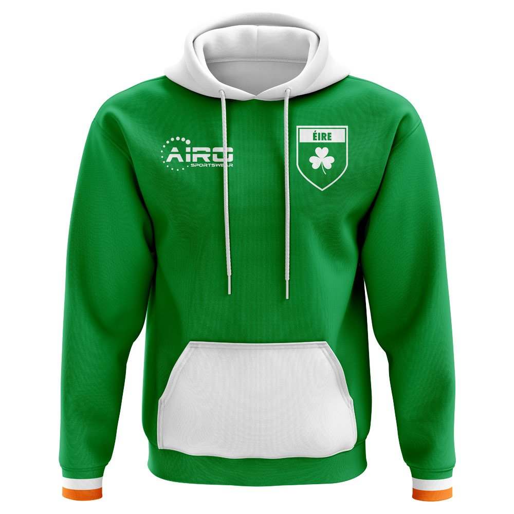 Airo Sportswear 2018-2019 Ireland Home Concept Football Hoody