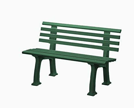 Panchine Plastica Da Giardino.Sedile A Panchina Panca Da Giardino 2 Design Ibiza Lunghezza 120